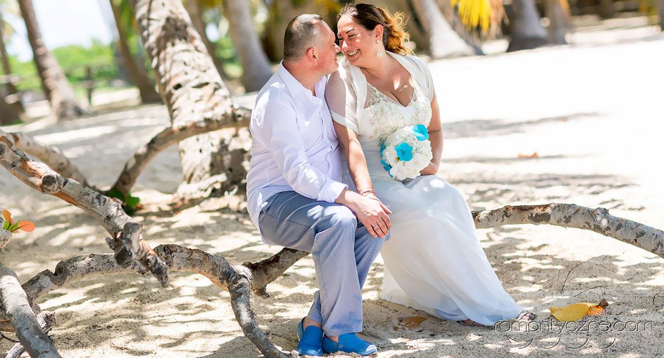 Idealna ceremonia ślubna w Dominikanie