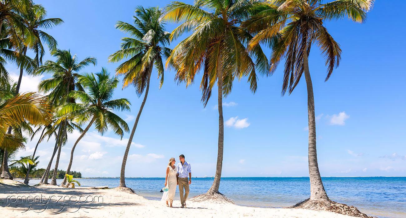 Wyjątkowy ślub w Dominikanie