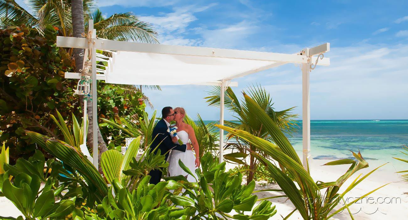 Podróż poślubna do Dominikany