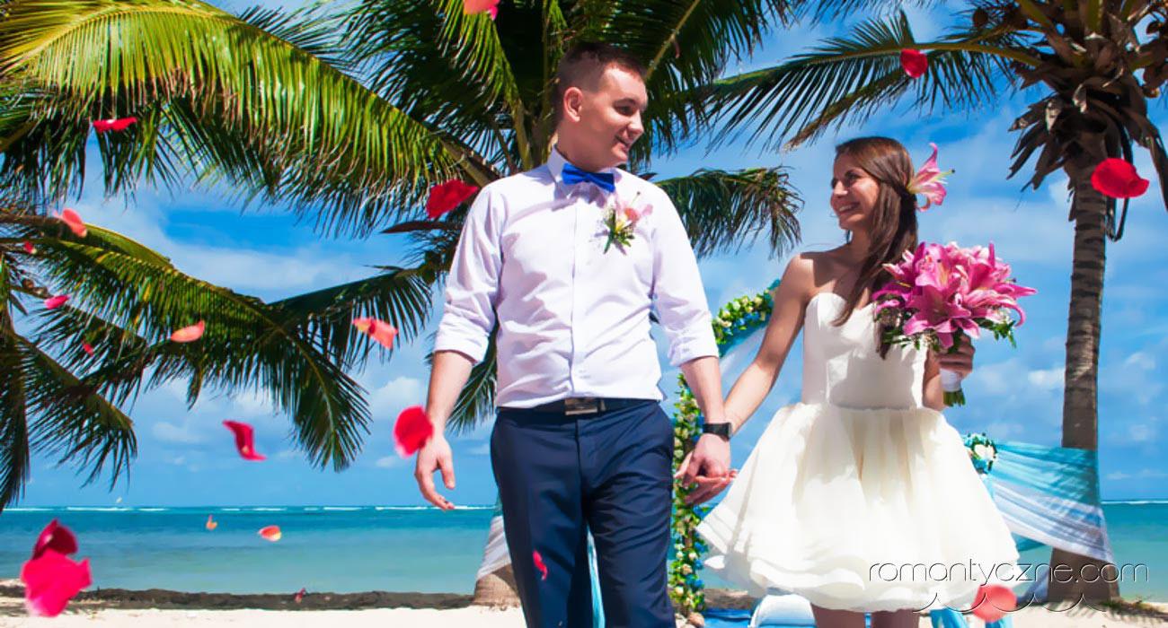 Nasz ślub na Dominikanie
