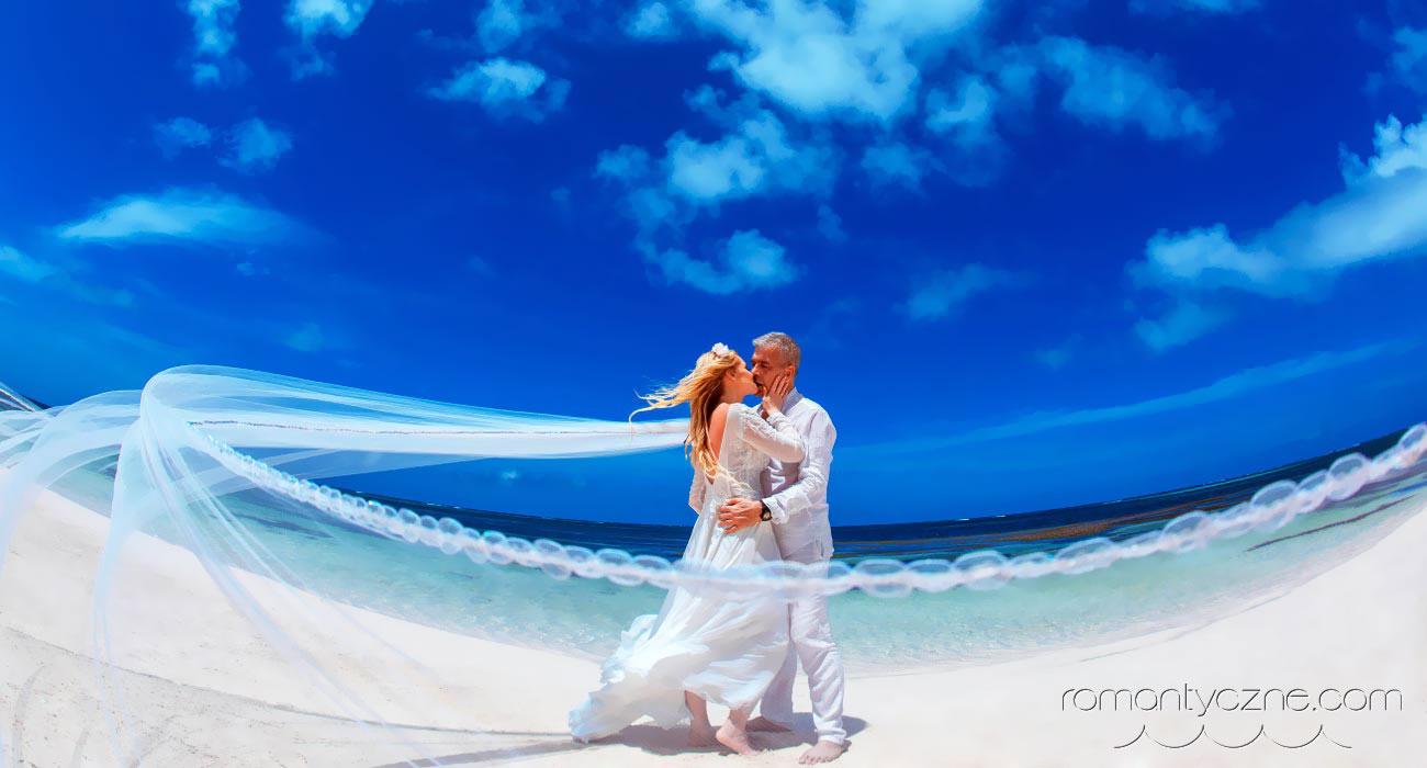 Idealny ślub na Karaibach