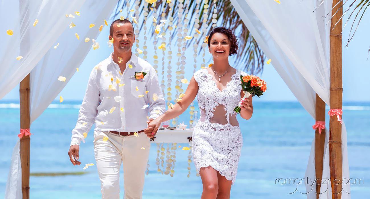 Dominikana - ślub w raju