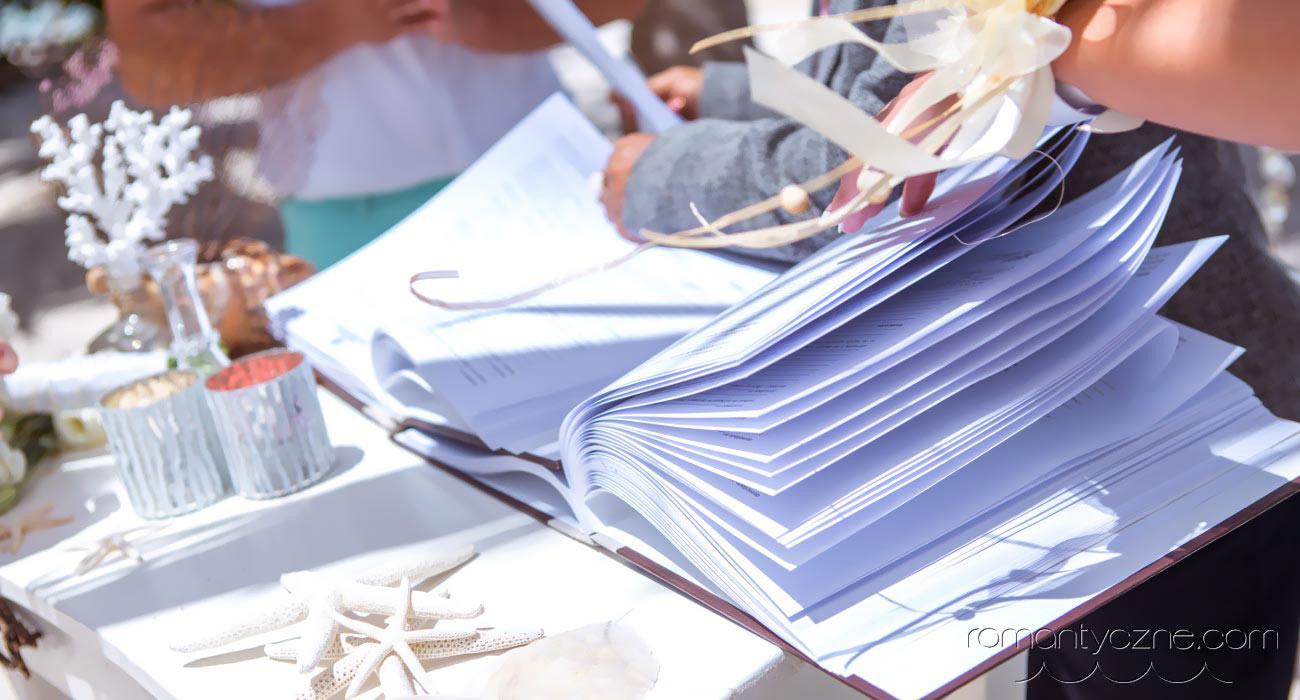 Ślub na Dominikanie jakie dokumenty