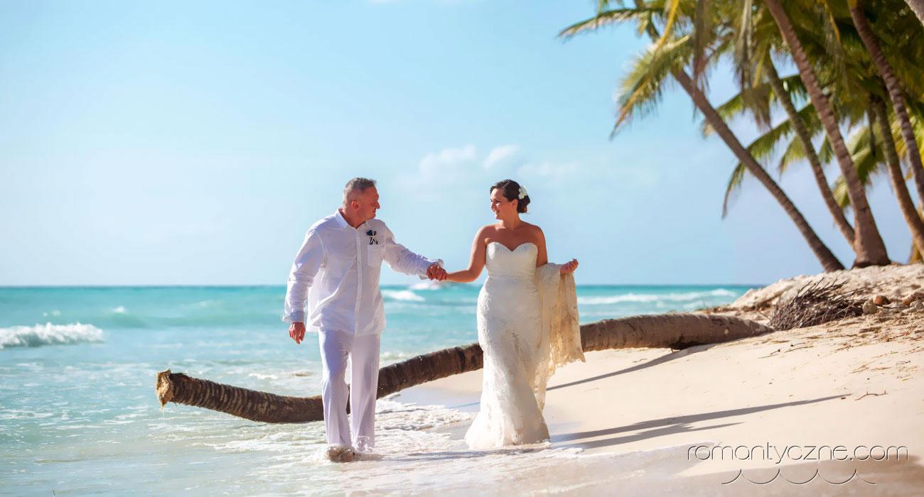 Bajkowy ślub na bezludnej wyspie