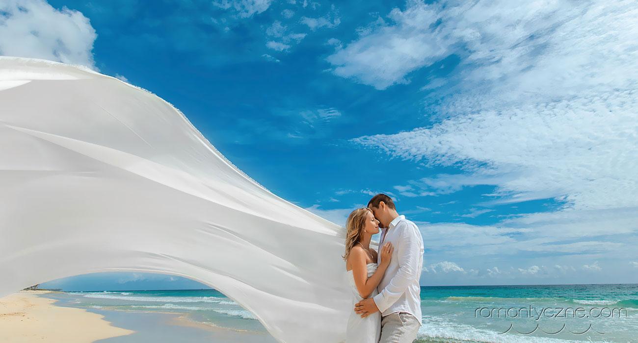 Ślub na karaibskiej plaży - nieszablonowy i na topie