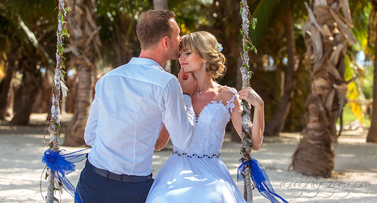 Perfekcyjny ślub w raju