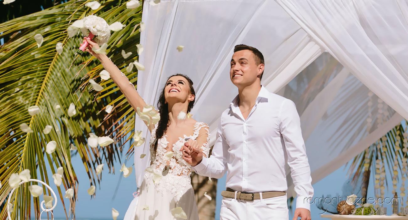Romantyczny ślub na Karaibach – teraz w zasięgu ręki