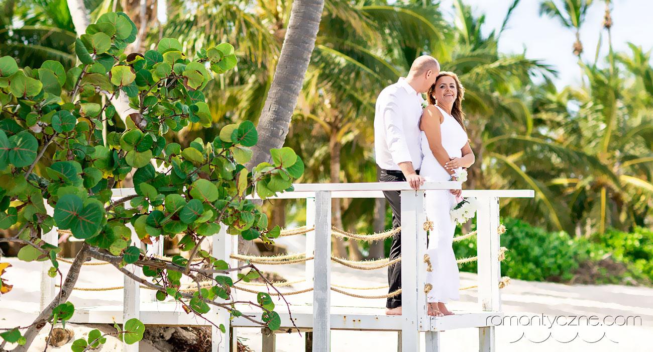 Idealny ślub na plaży