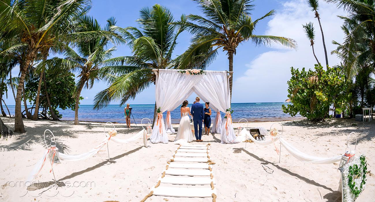 Idealny dzień ślubu na Dominikanie