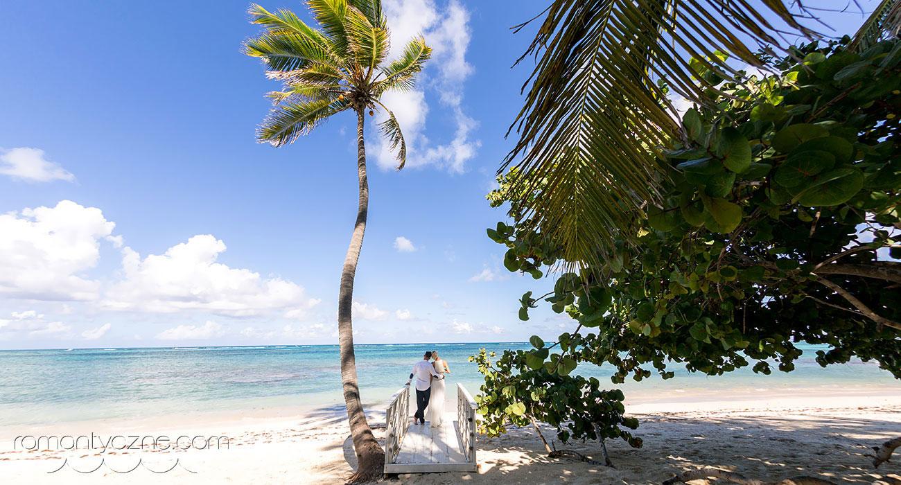 Magiczny ślub na Karaibach