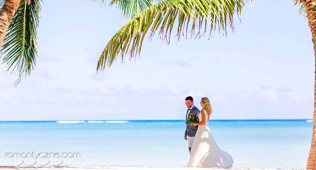 Najcudowniejszy ślub w Dominikanie