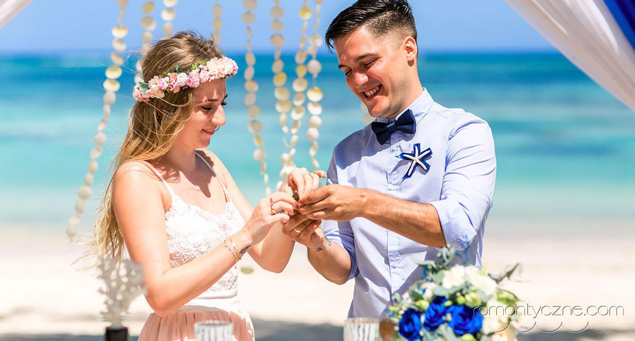 """Ślub w Dominikanie zdecydowanie na """"TAK"""""""
