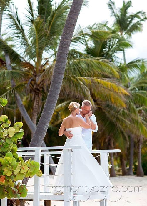 Śluby Saona Island, Dominikana, podróże poślubne na Karaibach