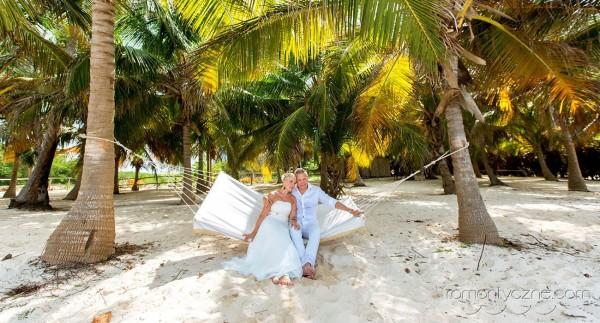 Śluby oficjalne na prywatnej plaży, organizacja ceremonii