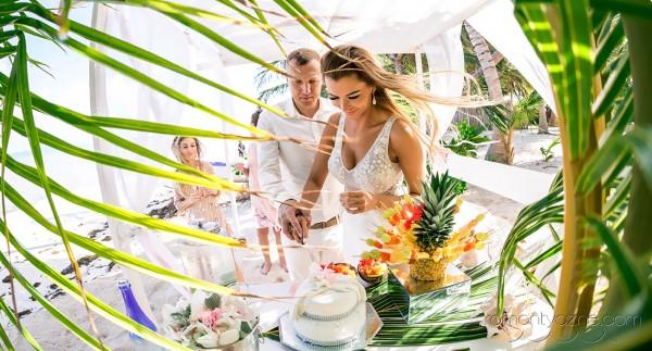 Śluby na dominikańskiej plaży, organizacja ślubu
