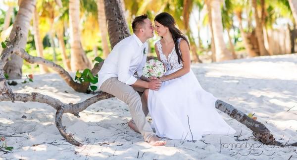 Śluby symboliczne Dominikana, Mauritius, tropikalne śluby