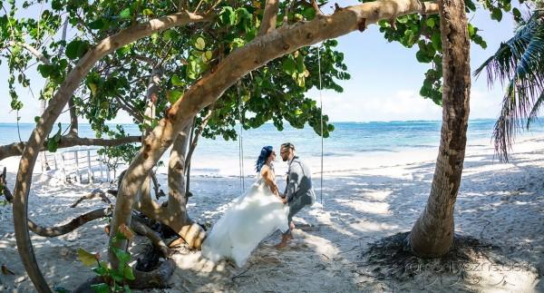 Śluby za granicą Saona Island, Dominikana, organizacja ślubu