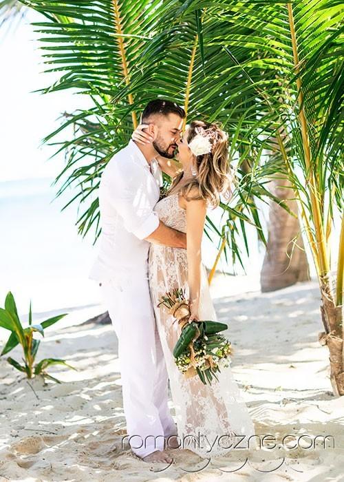 Śluby na prywatnej plaży, Karaiby