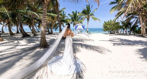 Ślub na Dominikanie, organizacja
