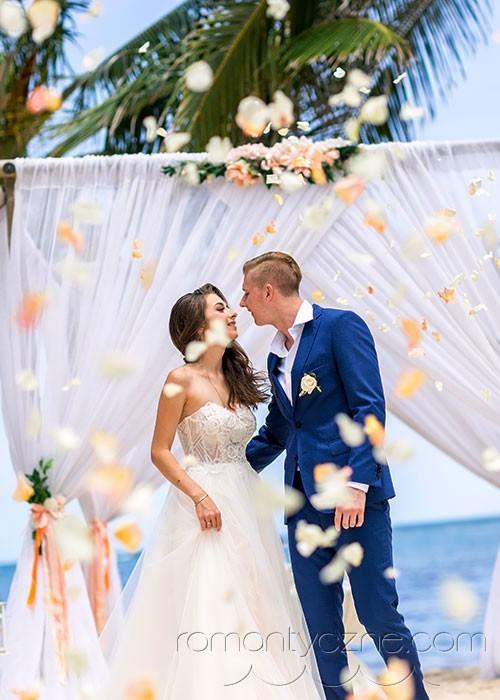 Ceremonie ślubna, Dominikana