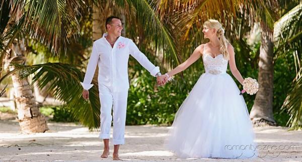 Śluby na rajskiej plaży, organizacja ślubu