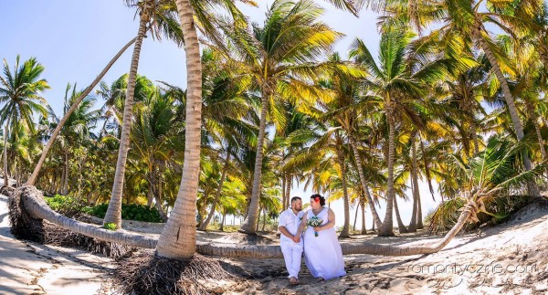 Karaibski ślub na Dominikanie