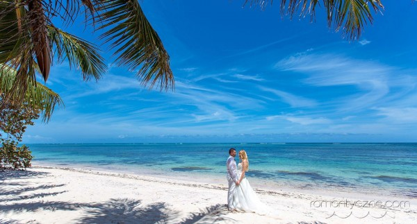 Śluby za granicą na rajskiej plaży, Karaiby