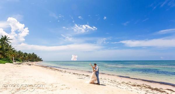 Śluby w tropikach, Saona Island