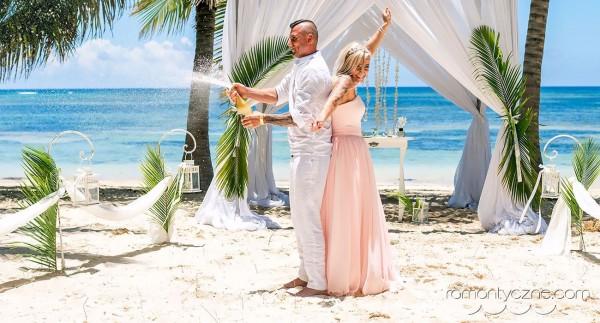 Śluby Saona Island