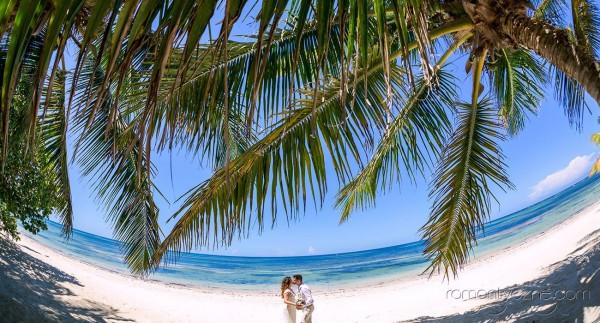 Śluby za granicą na prywatnej plaży