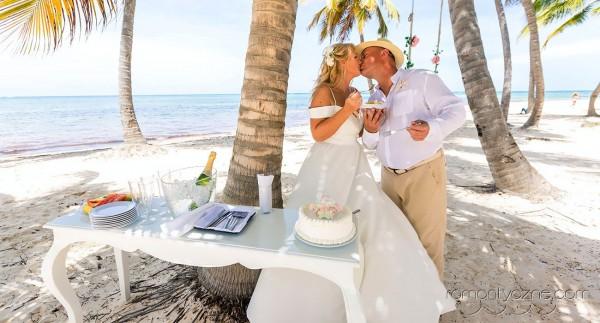 Tropikalne śluby, Karaiby