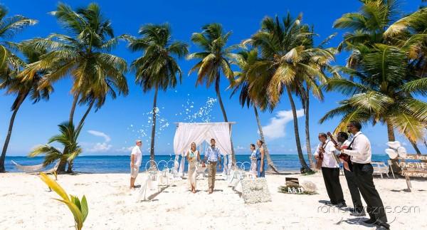 Romantyczne chwile na plaży, Dominikana