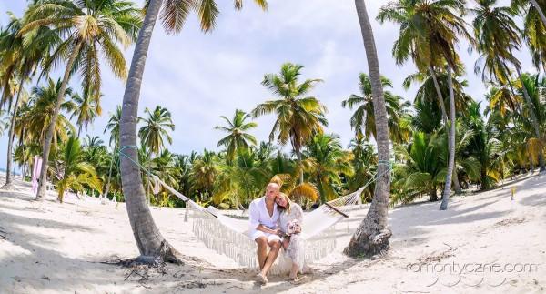 Dziewicza sceneria, śluby w tropikach