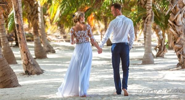 Śluby symboliczne Dominikana, Mauritius, organizacja ceremonii