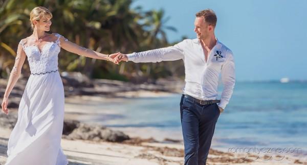 Ceremonie ślubne na dominikańskiej plaży, organizacja ceremonii