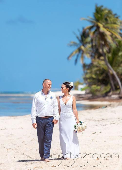 Śluby oficjalne na rajskiej plaży, organizacja ślubu
