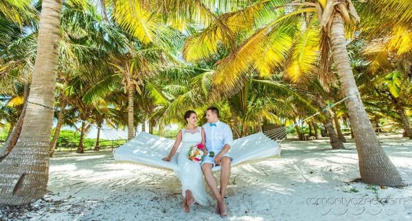 Śluby za granicą Saona Island, Dominikana, zagraniczne podróże poślubne