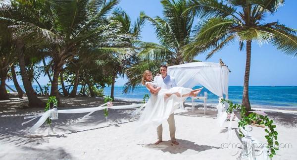 Zaręczyny na tropikalnej plaży, organizacja ślubu