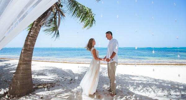Śluby symboliczne Dominikana, Mauritius, organizacja ślubu