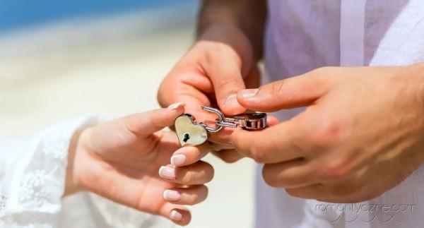 Ceremonie symboliczne na plaży, Dominikana