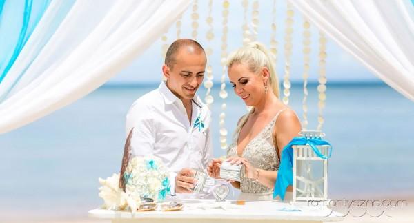 Organizacja ślubów na plaży