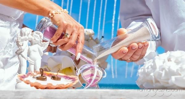 Organizacja ślubów na plaży, Saona Island