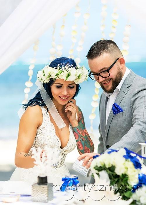 Śluby oficjalne Saona Island, Dominikana, Karaiby