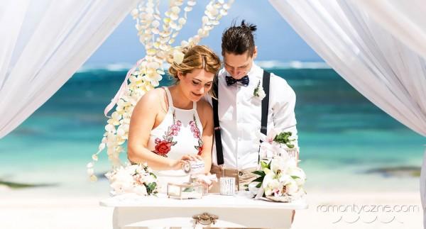 Śluby oficjalne kolacja dla dwojga, organizacja ślubu
