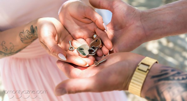 Ślub na plaży, Saona Island