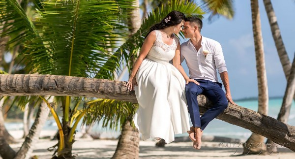 Wyspa Saona, oryginalne śluby na Karaibach