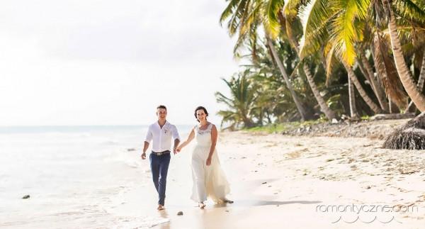 Ślub na wyspie Saona, Karaiby