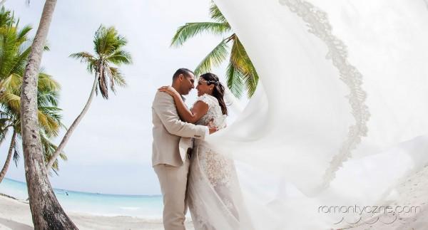 Niesamowita atmosfera zaślubin, Saona