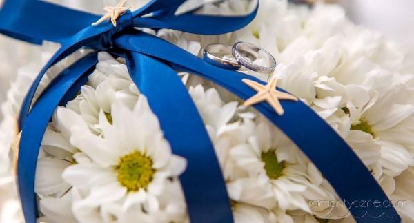 Ceremonie ślubne kolacja dla dwojga, Karaiby