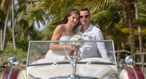 Śluby Dominikana, Mauritius, romantyczne ceremonie